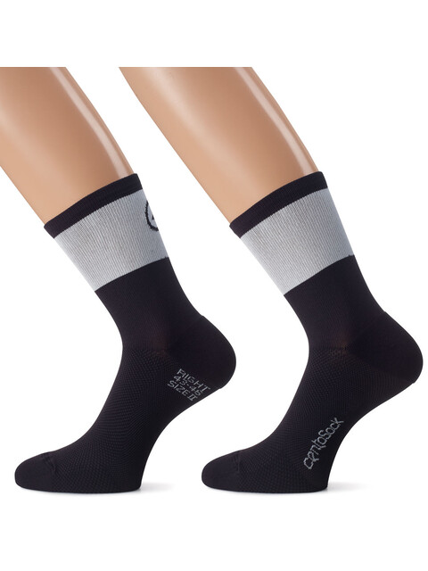 assos CentoSocks_Evo8 Unisex blackSeries